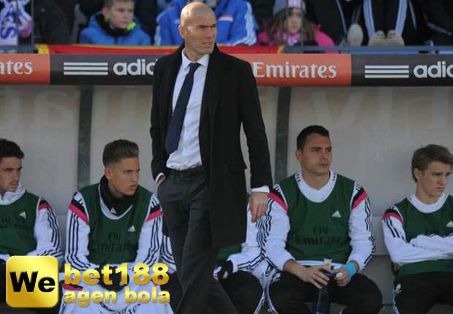 Debut Yang Manis Bagi Zidane Zidene Sebagai Pelatih Real Madrid