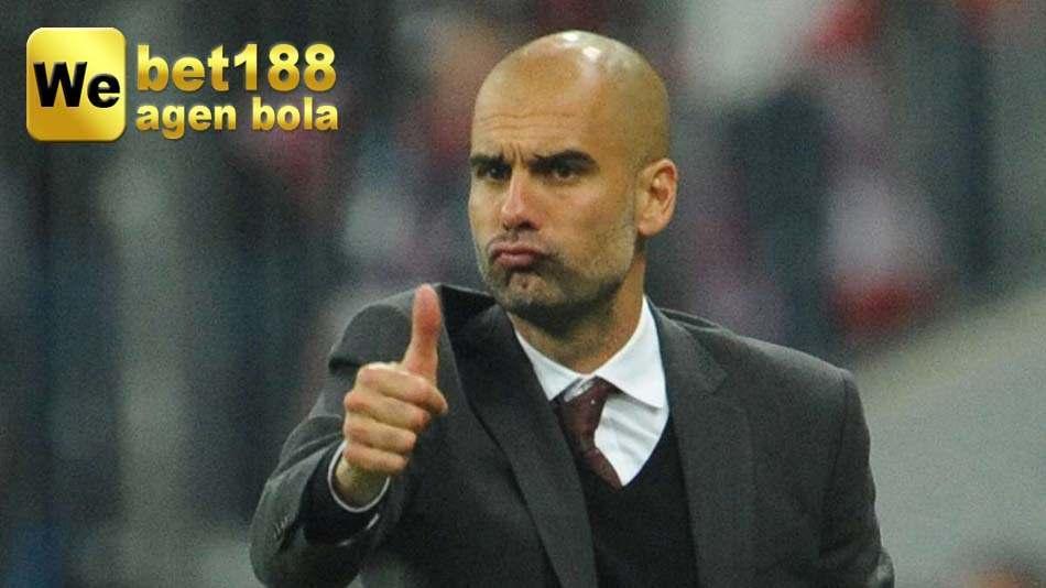 Manchester City Memberi Gaji Wah Pada Pep Guardiola