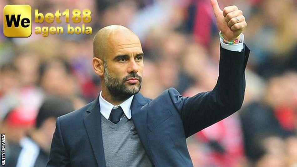 Pep Guardiola Akan Menjadi Pelatih Manchester City Musim Depan