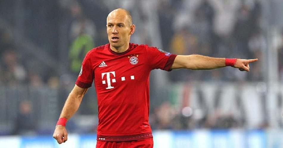 Bayern Berharap Keajaiban Agar Robben Main Lawan Atletico webet188