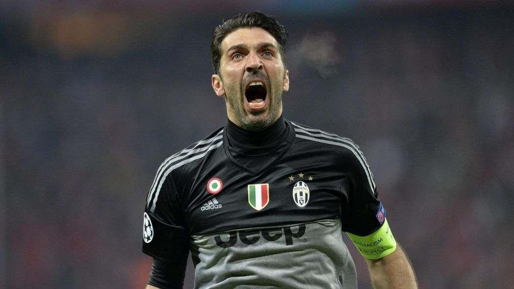 Buffon Kemenangan yang Tunjukkan Kekuatan Karakter Juventus webet188