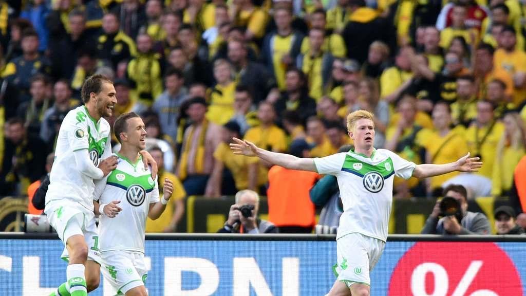 PREVIEW Bundesliga Jerman: Borussia Dortmund - VfL Wolfsburg