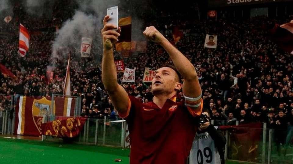 'Totti adalah Harta Bernilai Tinggi untuk Roma' webet188