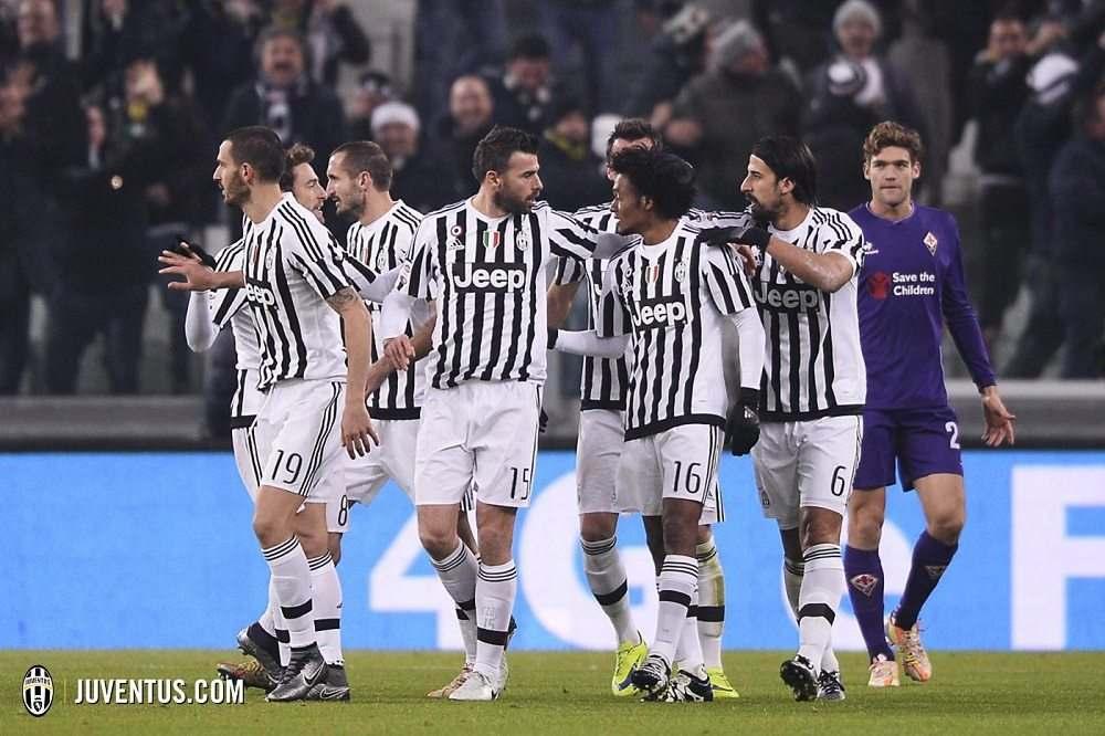 Tundukkan Fiorentina, Juventus Tinggal Selangkah Menuju Gelar Juara webet188