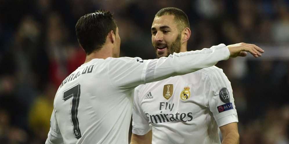 Zidane Optimistis Ronaldo dan Benzema Bisa Tampil Lawan City webet188