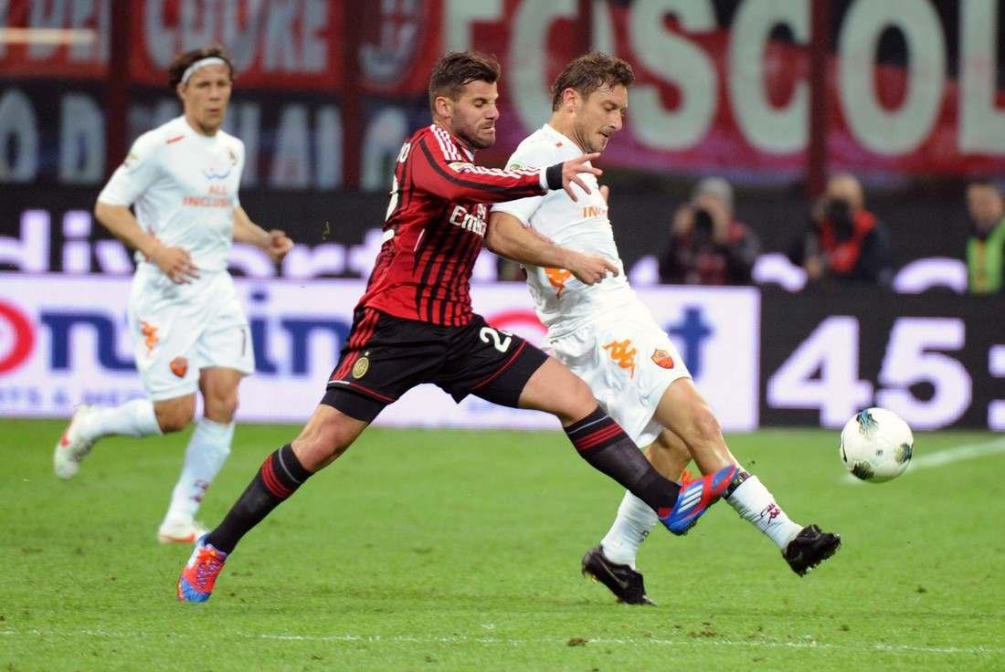 AS Roma menutup musim dengan kemenangan 3-1 atas AC Milan webet188