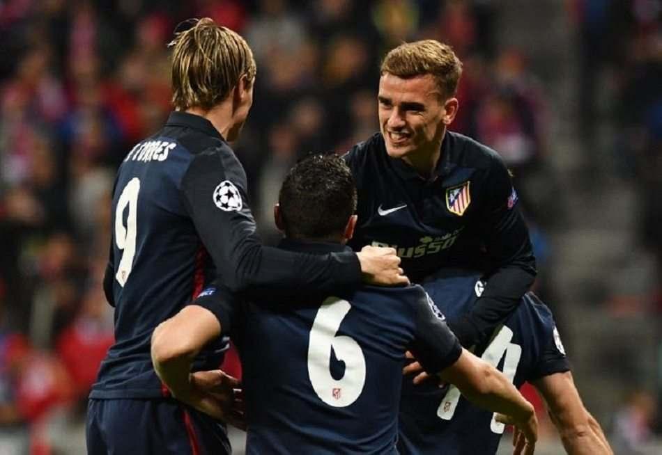 Atletico Madrid lolos ke final Liga Champions webet188