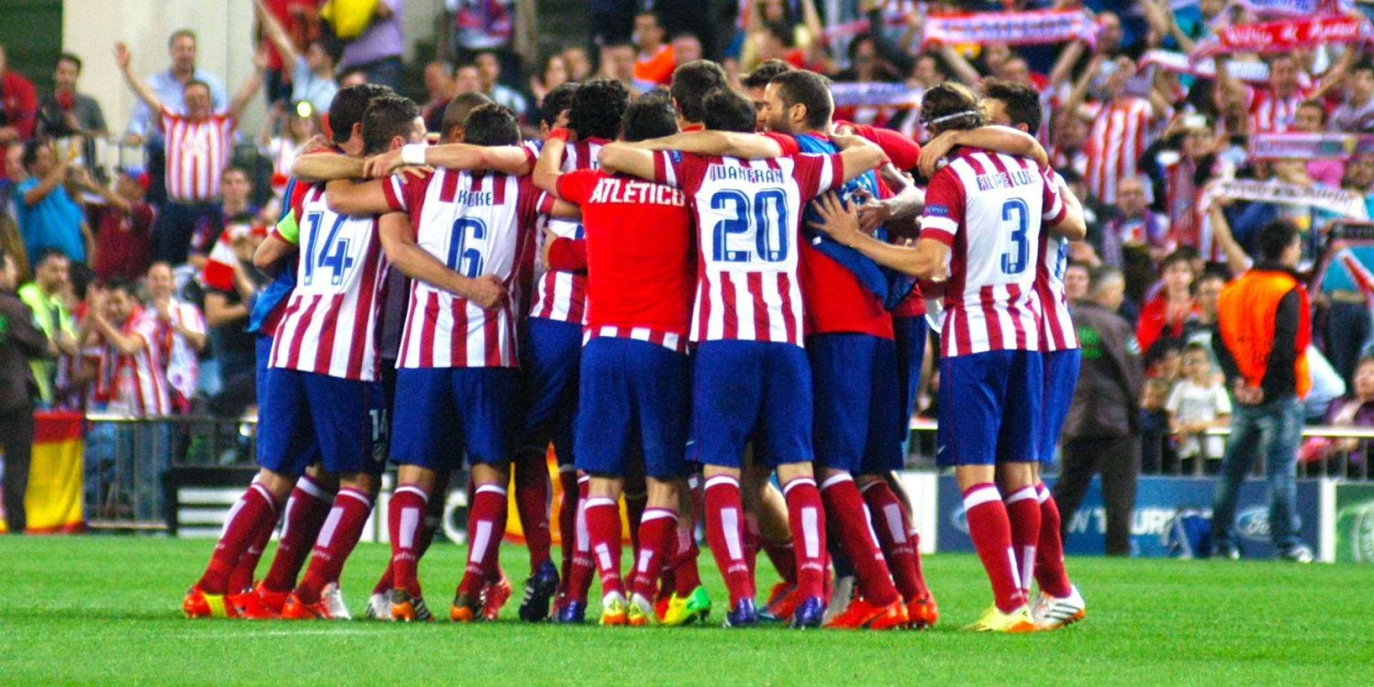 Atletico ke Final Usai Singkirkan Tiga Juara webet188