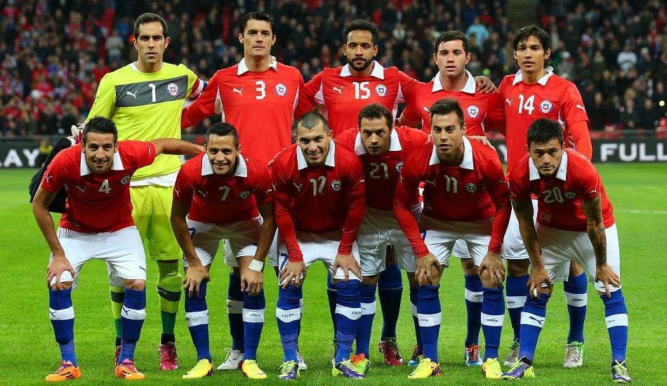 Chile Umumkan Skuat Bayangan untuk Copa America Centenario webet188
