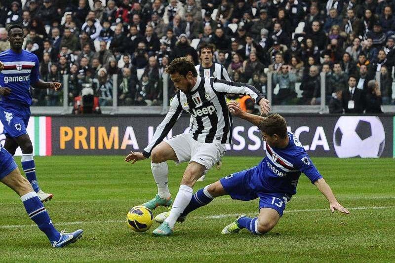 Juventus Menang 5-0 atas Sampdoria webet188