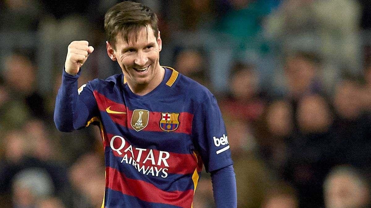Messi Barca Ingin Madrid Nir Gelar webet188