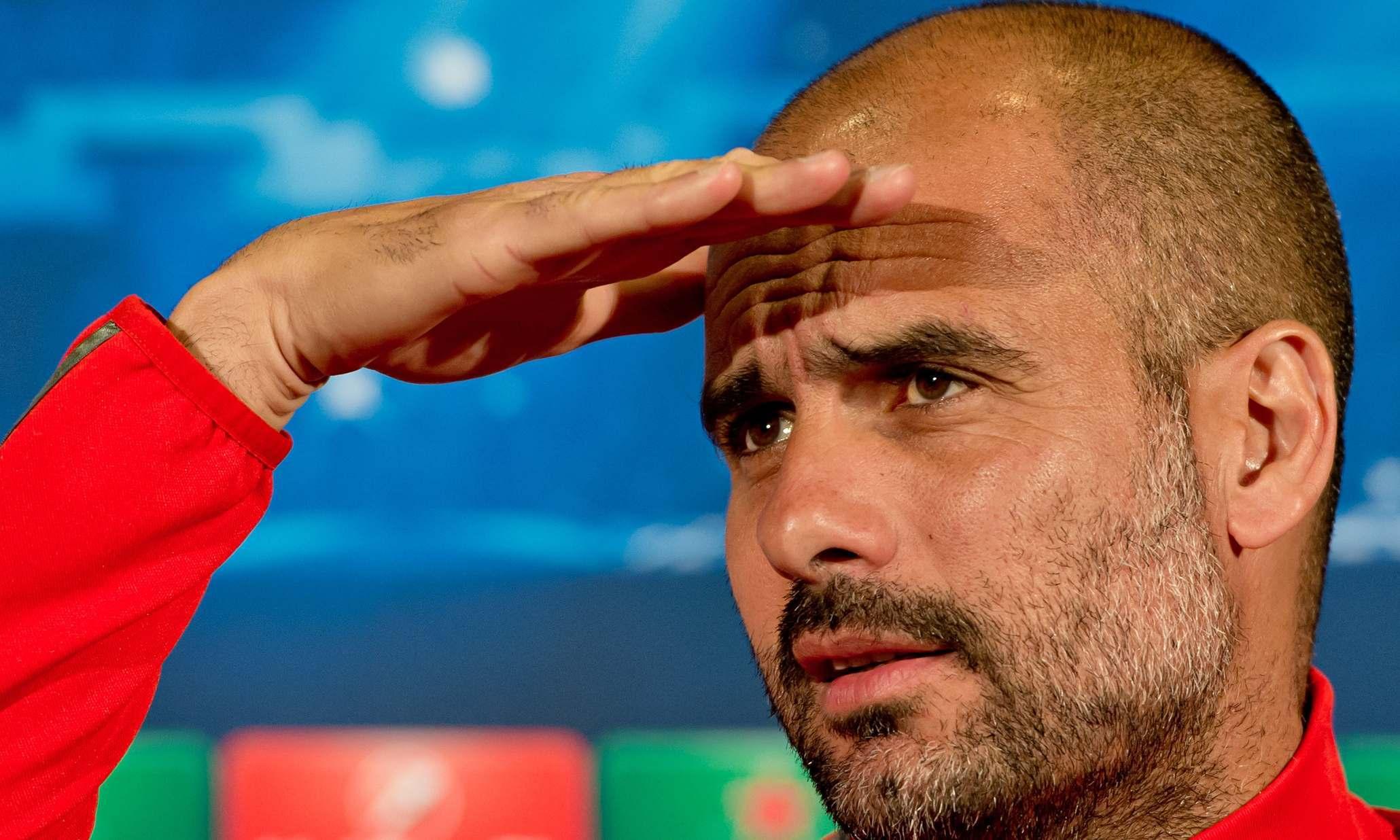Tak Ada Trofi Liga Champions dari Guardiola untuk Bayern webet188
