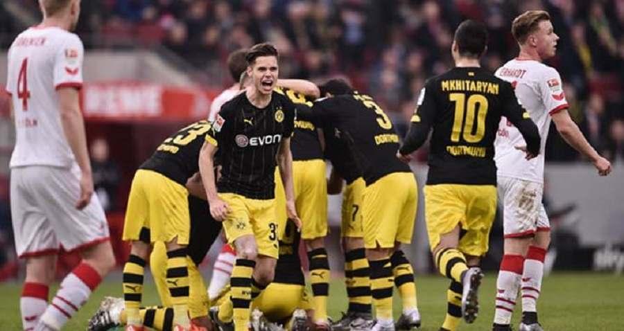 Tiga Misi Dortmund Jelang Menjamu Koeln webet188