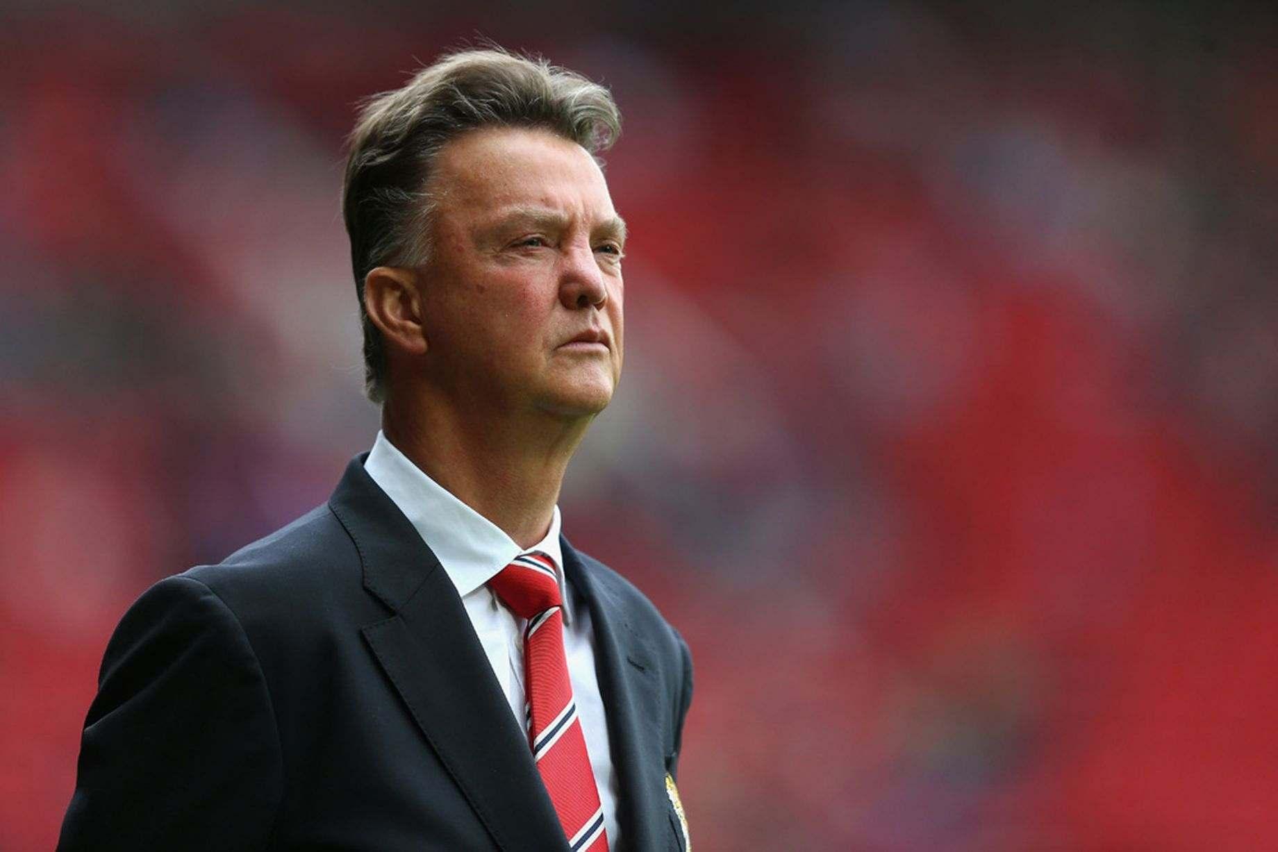 Van Gaal Semoga Kami Bawa Pulang Piala FA ke Old Trafford webet188