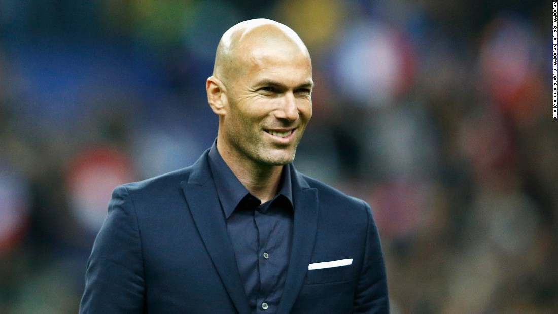 Zidane Berharap Granada Jegal Barca webet188