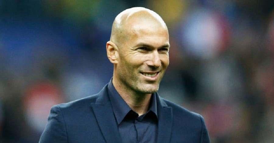 Zidane Sudah Banyak Menolong Madrid webet188