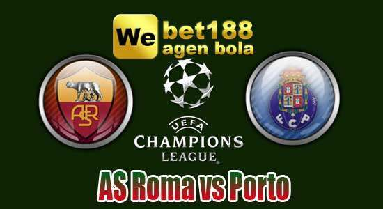 Prediksi Roma vs Porto