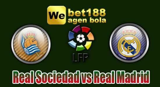 Prediksi Real Sociedad vs Real Madrid