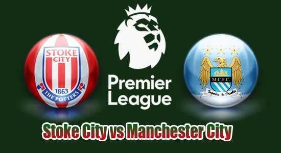 Prediksi Stoke City vs Manchester City